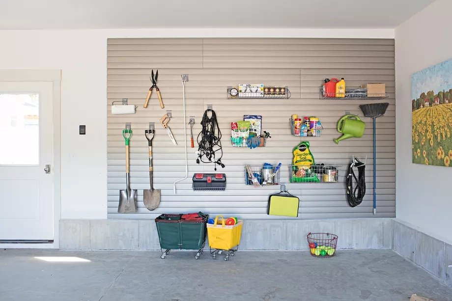 An Organized Garage is a Safe Garage